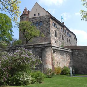 Прогулка по императорскому замку Нюрнберга