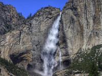 Водопады Йосемити