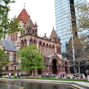 Бостон — столица Новой Англии