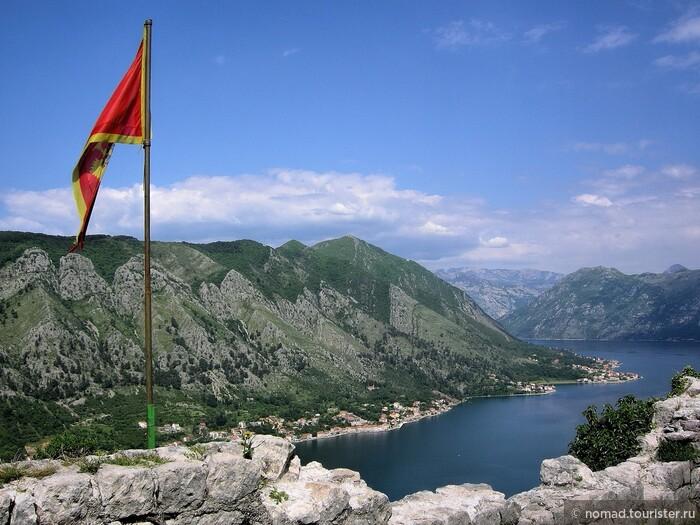 Погода в черногории в апреле 2017