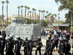 Взрыв прогремел в метро Каира