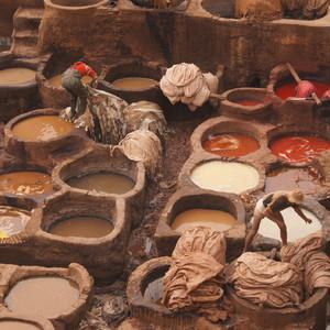 Марокко.Фес