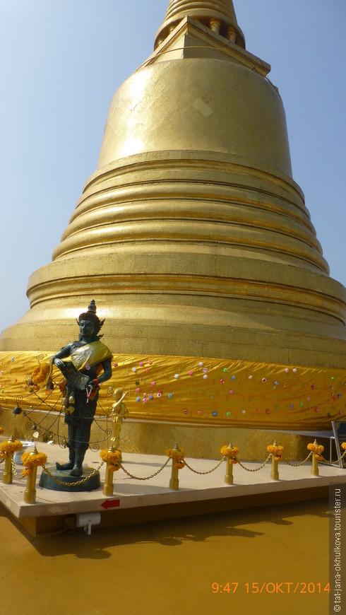 Храм Золотой горы г. Бангкок