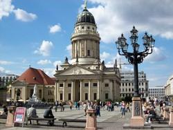 Берлин назвали самым веселым для туристов городом