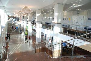 Кинотеатр Космос в Екатеринбурге