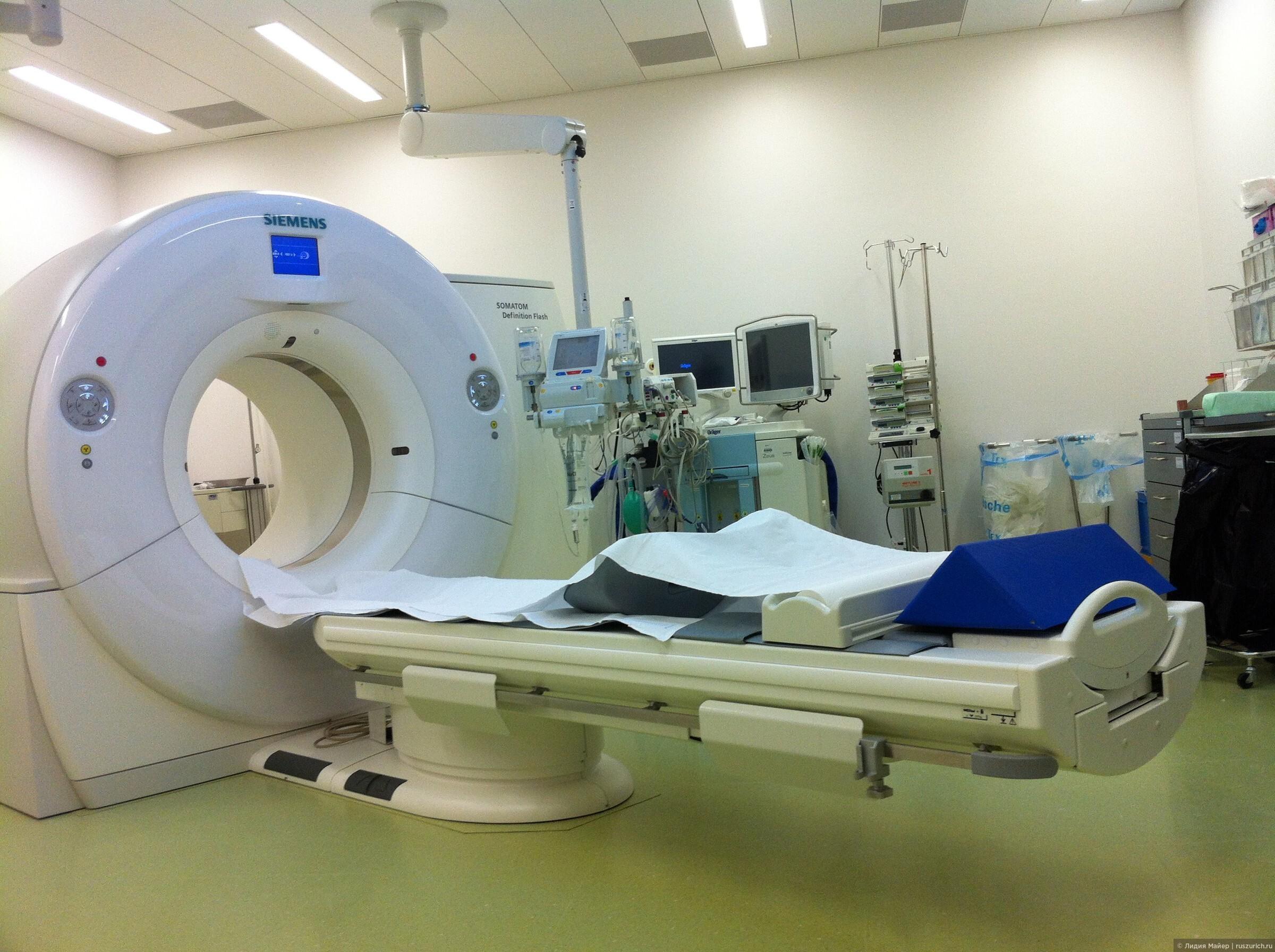 Лечение в Швейцарии без посредников