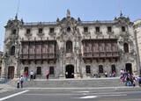 Архиепископский дворец Лимы