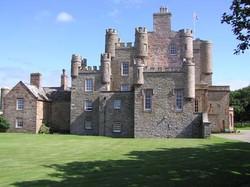 Замок королевы-матери в Шотландии сдают туристам в аренду