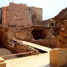 Римский Цирк и башня претория