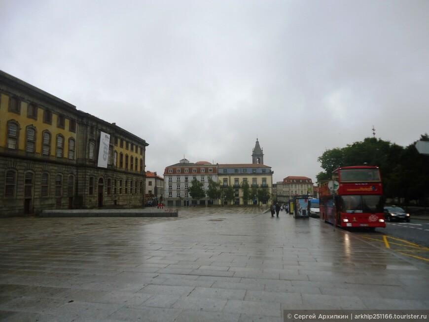 Здесь же музей фотографии в Порту