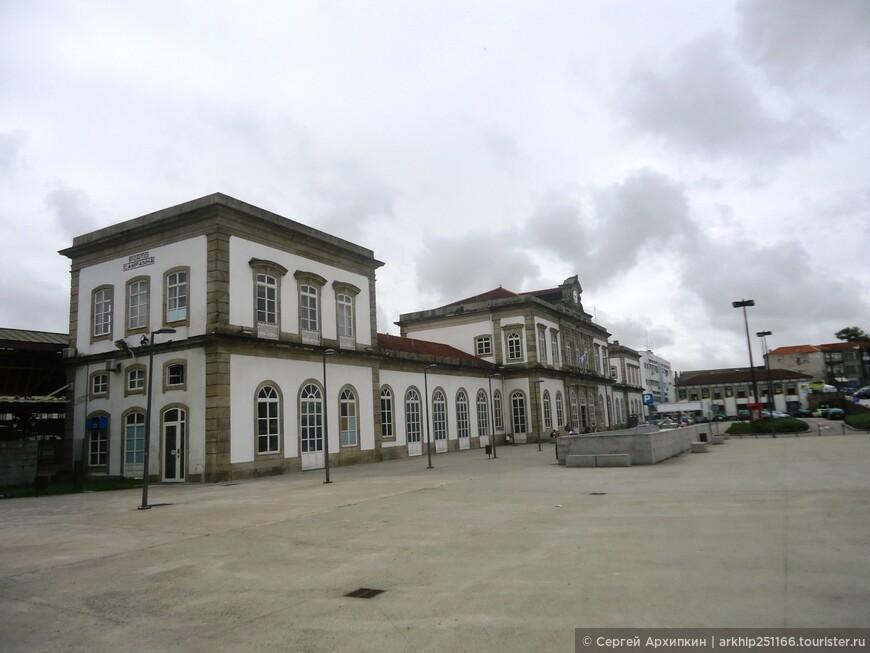 10 августа 2014 года рано утром я выехал из Порту в Коимбру