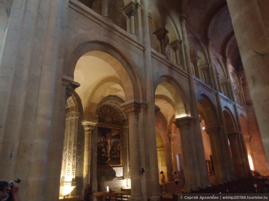 Кафедральный собор Коимбры
