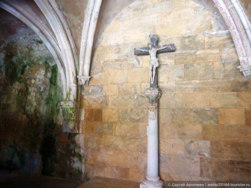 В Кафедральном соборе Коимбры