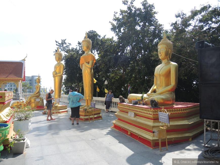 Будды символизирующие дни недели