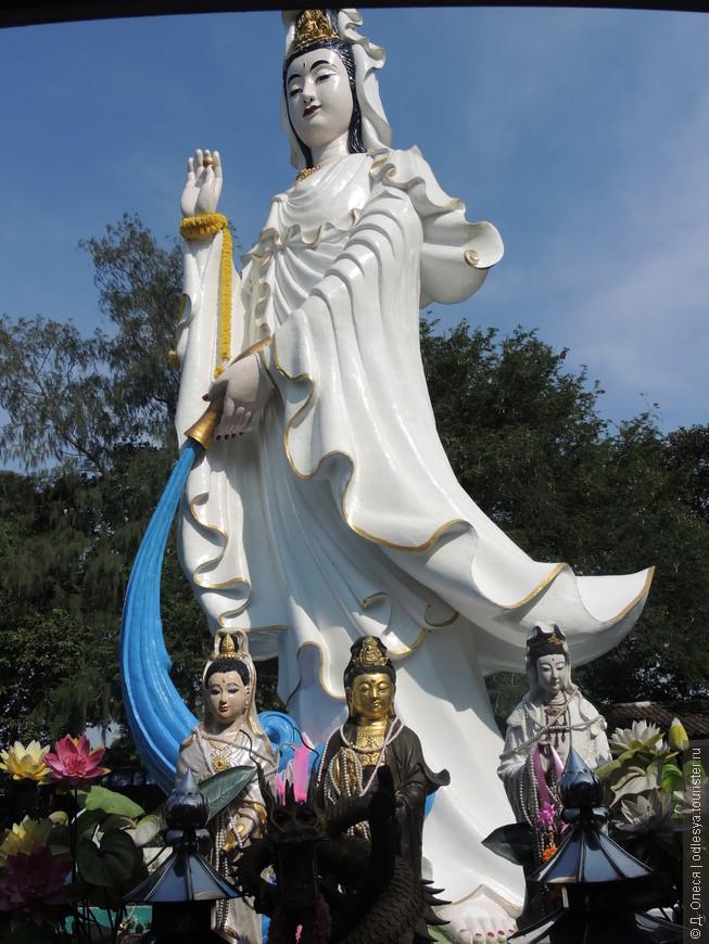 китайская богиня Гуаньинь