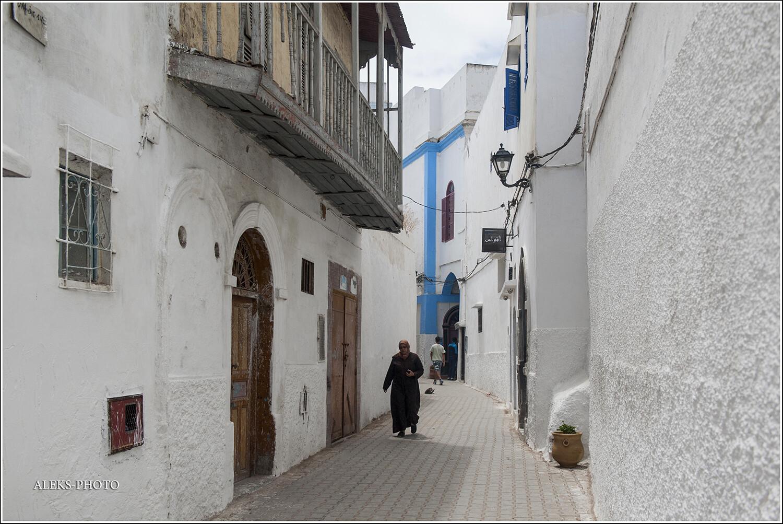 С исламом его жители познакомились в 667 году., Город-крепость на реке Ум-Эр-Рбия (Марокко)
