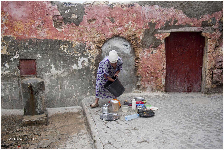 Конечно, довольно резонно звучат слова тех, кто считает, что абсолютно все города Марокко на одно лицо. , Город-крепость на реке Ум-Эр-Рбия (Марокко)