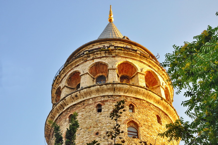 Галатская Башня (Стамбул)