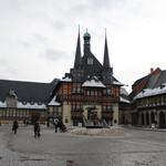 Рыночная площадь Вернигероде
