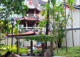 Сингапур этнический: Чайна-таун