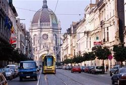 В центре Брюсселя будет больше пешеходных зон