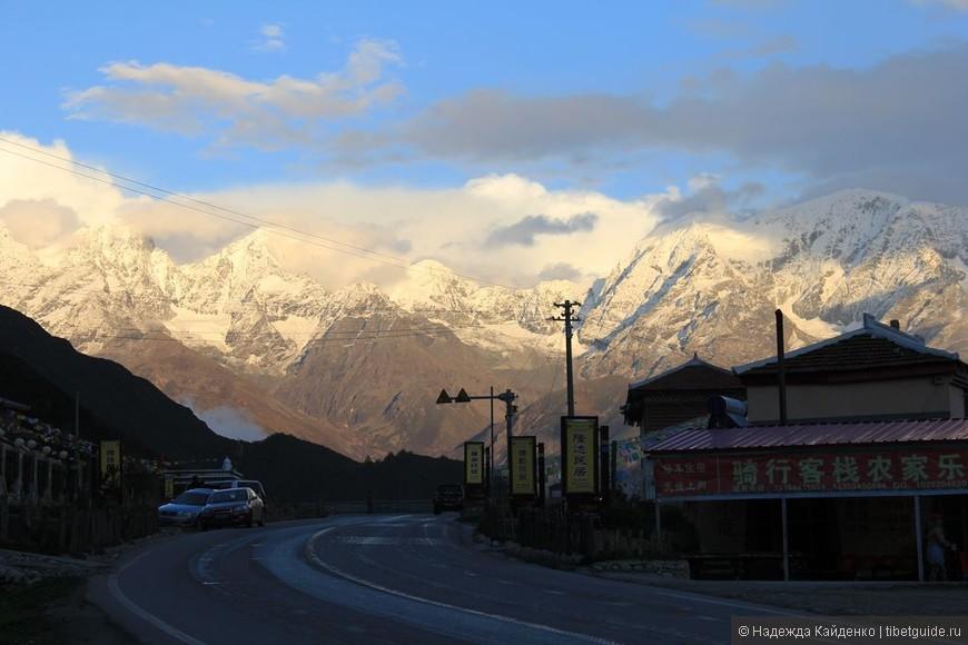 Тибетская область Кхам путь из Кандин в Синьдуцяо