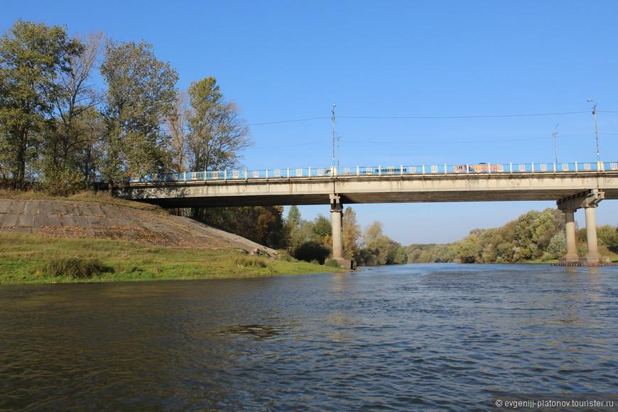 Мост на улице Литейной