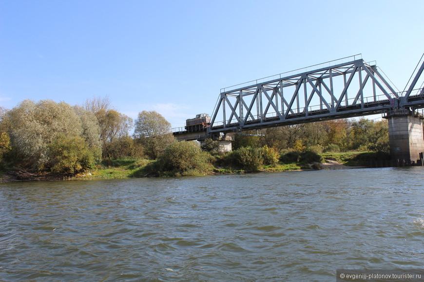 Мост к заводу Арсенал