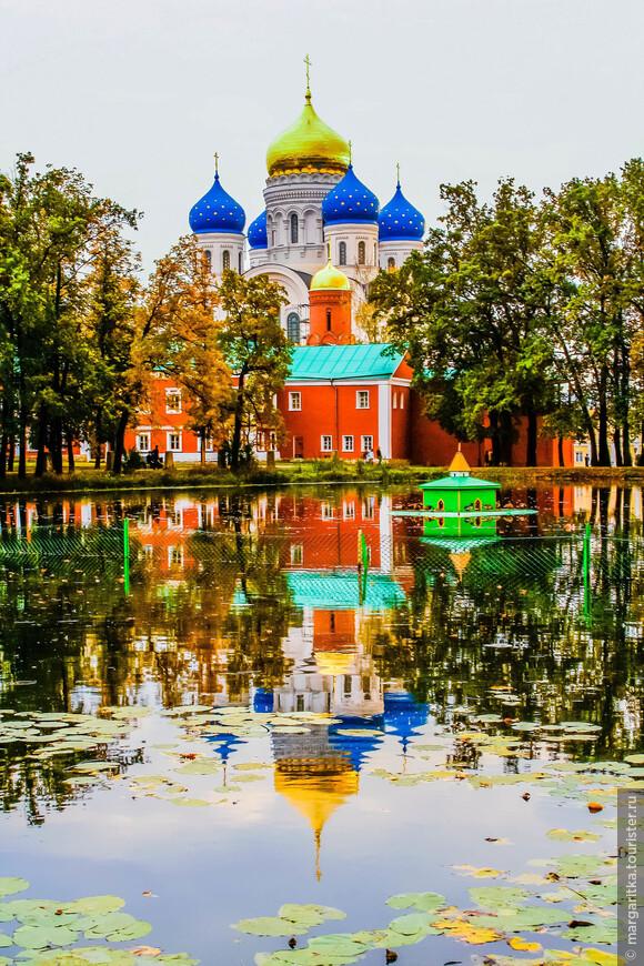 Угрешский монастырь