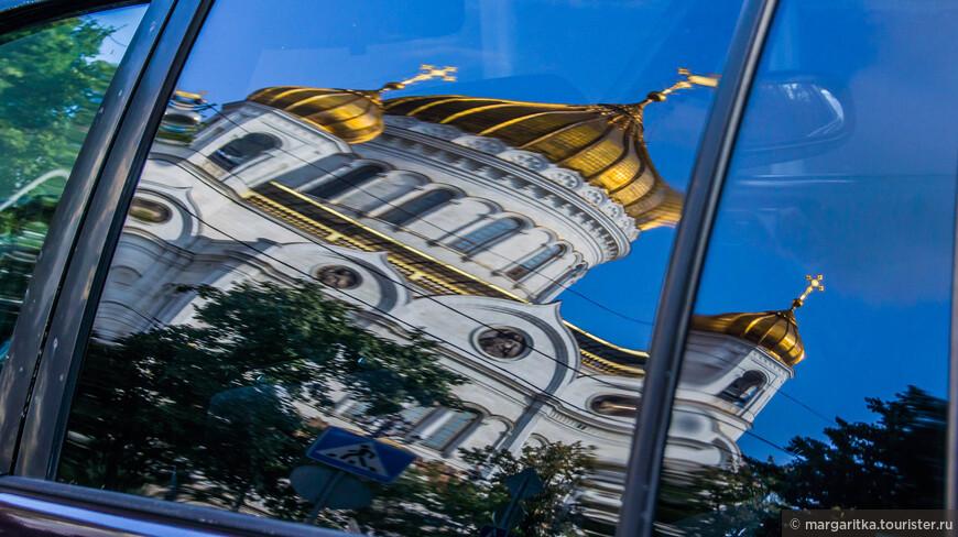 Храм Христа Спасителя - Кафедральный Собор Патриарха Московского и Всея Руси