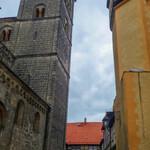 Замок-музей Кведлинбурга
