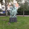 В Парке Глиптотеки Карлсберга. Статуя