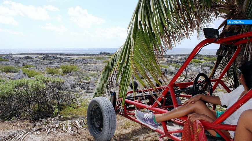 Одни из наших туров по острову на багги. Остров Косумель, Ривьера Майя, Юкатан, Мексика www.yuriev.tv