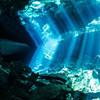 Наш тур в сенотах и подземных реках Ривьера Майя, Канкун, Плайя дель Кармен, Мексика. Сак Актун.