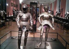 Музей рыцарских доспехов. Хофбург.