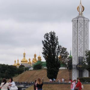 Небольшая прогулка по Киеву
