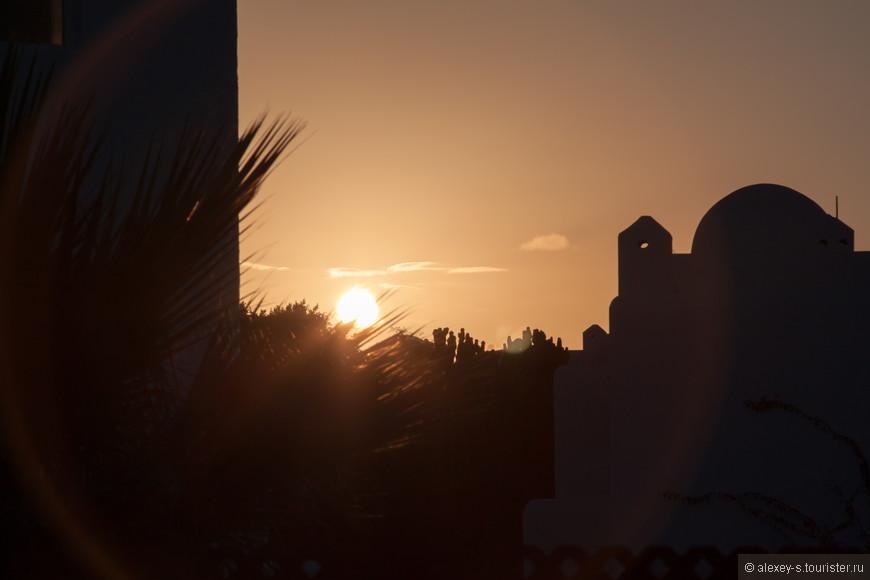 Несколько снимков - восход солнца и раннее утро