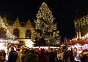 Сказочное рождественское королевство Гослар