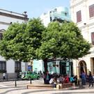 Площадь Сенадо и Церковь Св. Доминика