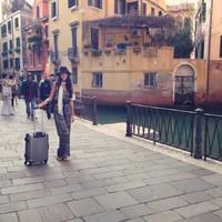 Власти Венеции опровергли информацию о запрете чемоданов на колесиках