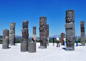 Тула — древняя столица тольтеков