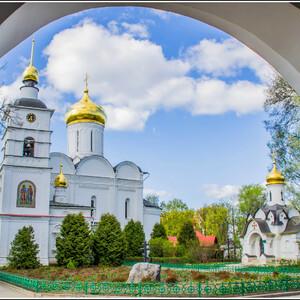 Борисо-Глебский монастырь. Дмитров