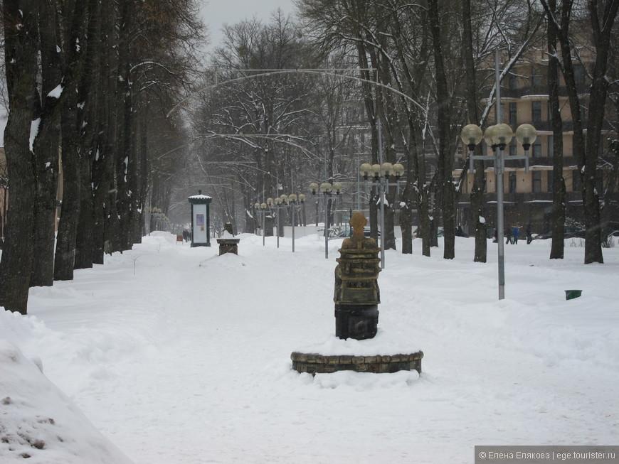 Вильнюсская аллея