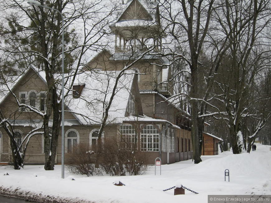 Дома Друскининкая