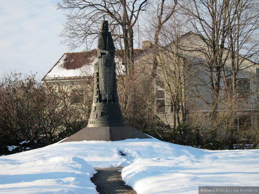 Памятник Литве