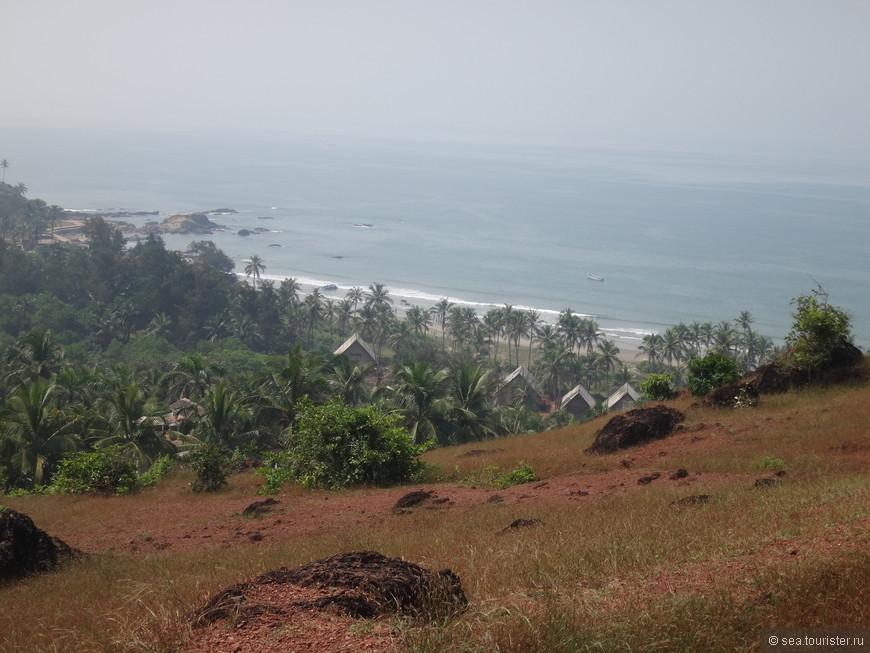 Чудесный вид на пляжи Вагатора