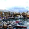 Кирения, гавань, Северный Кипр. Гид на Кипре.