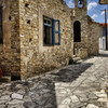 Лефкара, улицы деревни. Гид на Кипре.