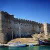 Кирения, гавань, крепость. Гид на Кипре.