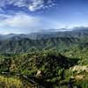 Вид на горы Кипра. Гид на Кипре.